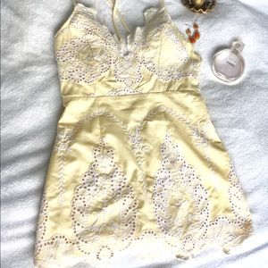 LUXXEL ROMPER/DRESS